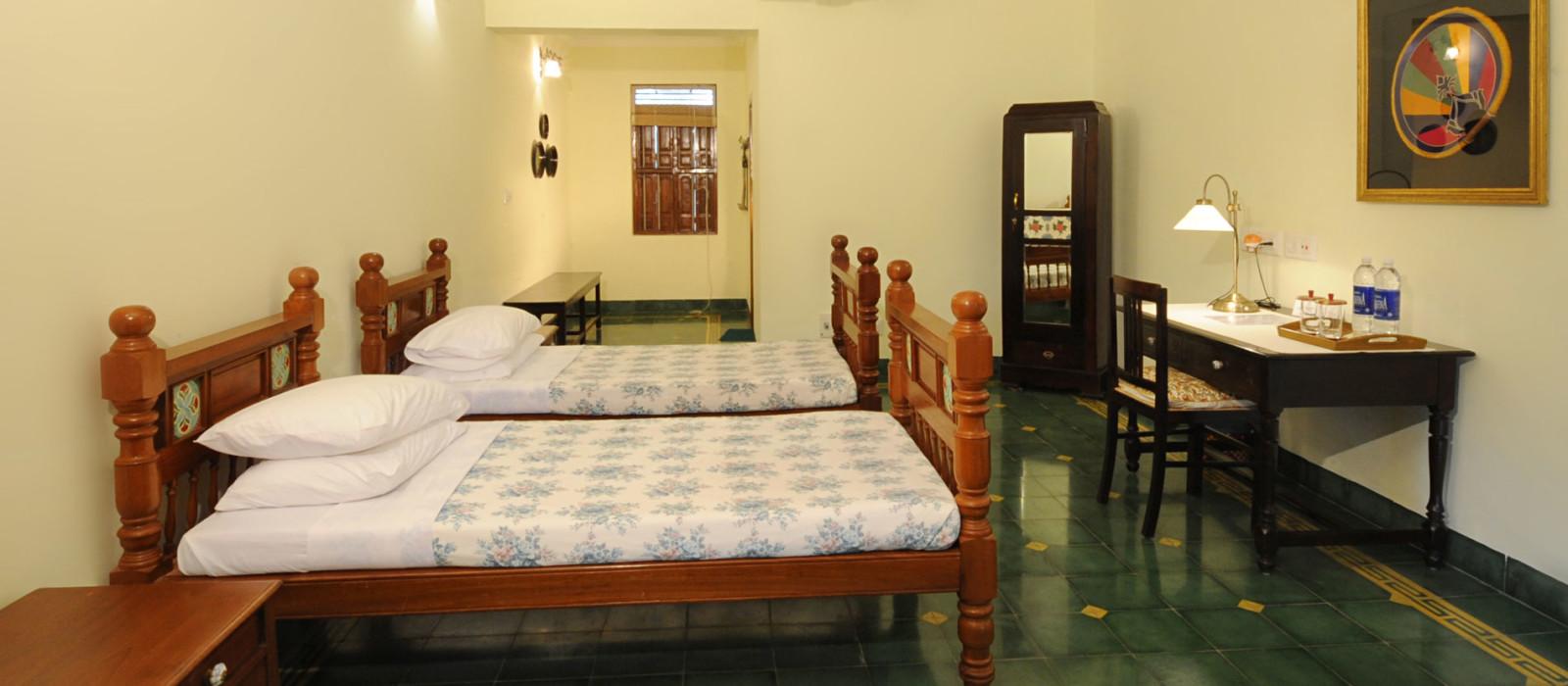 Hotel The Bangala Südindien