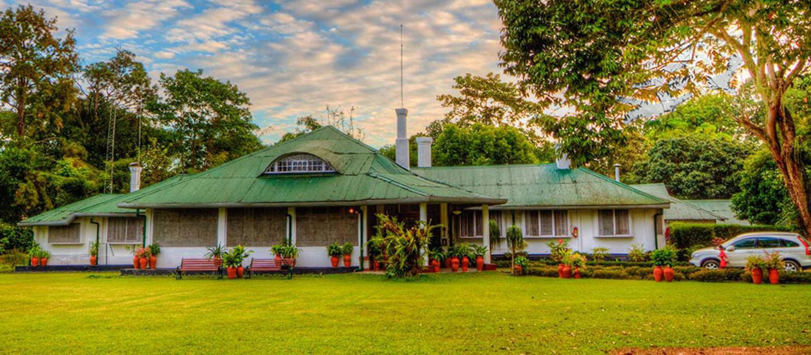 Hotel Wild Mahseer Heritage Bungalow %region%