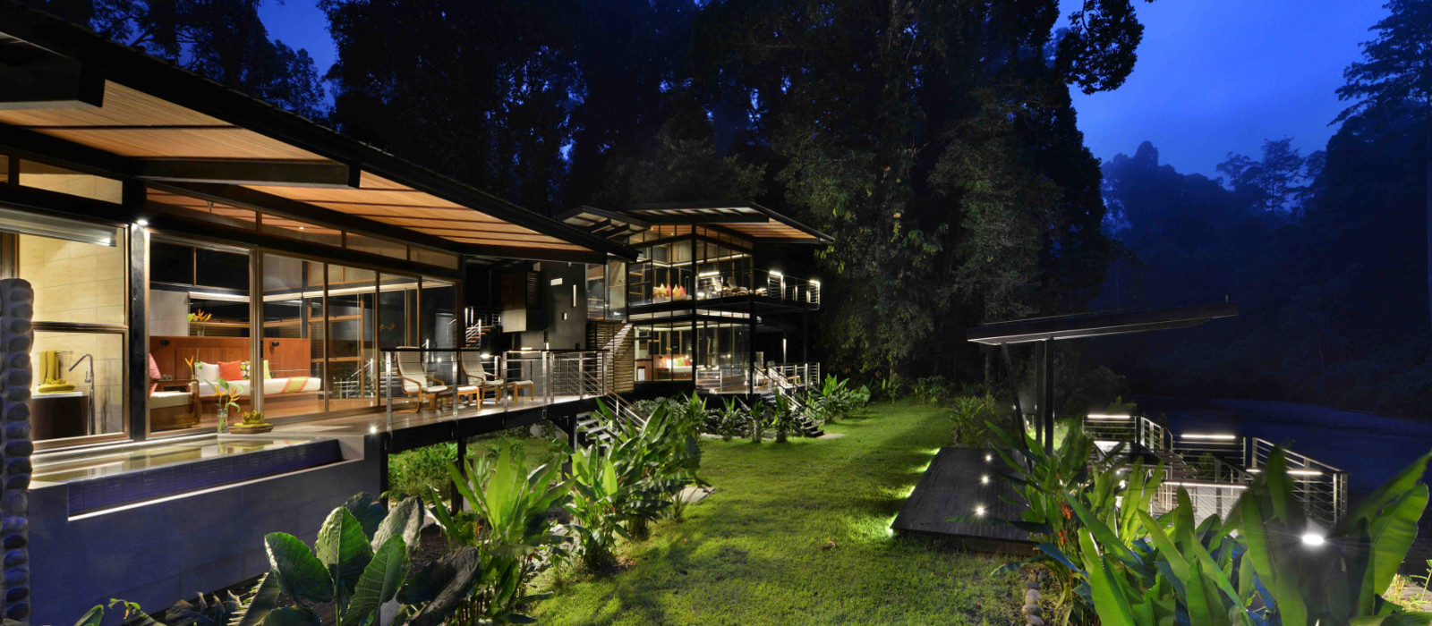Reiseziel Danum Tal Malaysia
