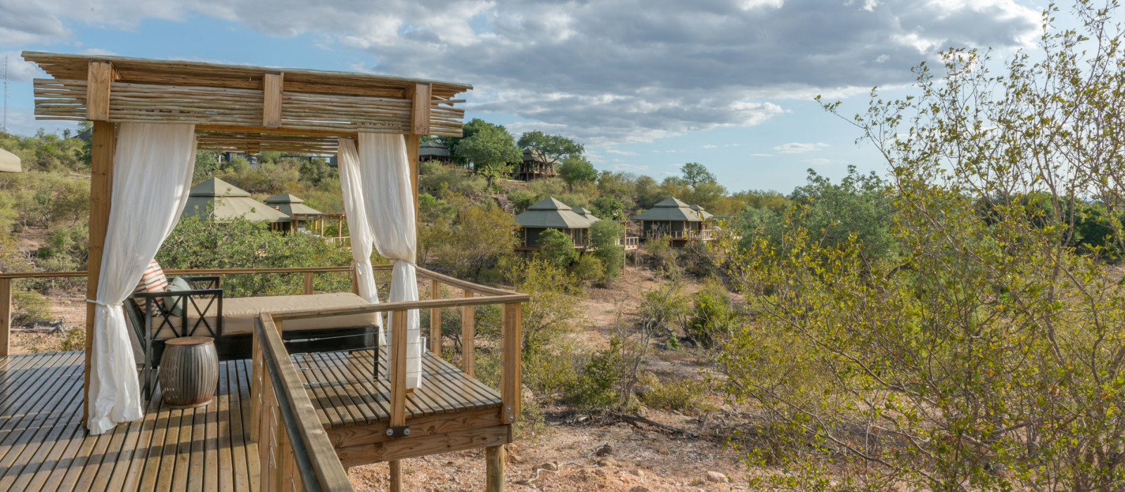 Hotel Simbavati Hilltop Lodge South Africa