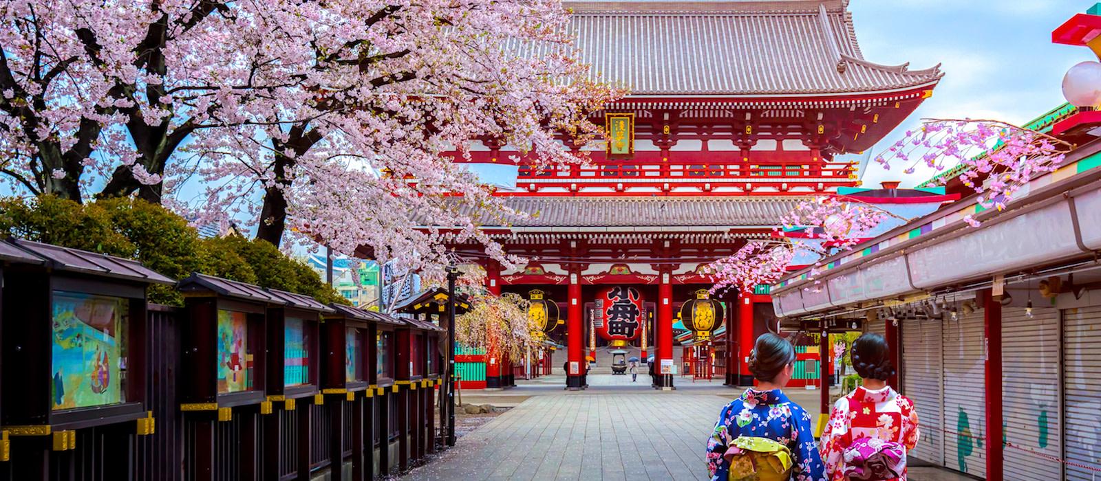 Japan, ganz klassisch: Tokio & Kyoto Urlaub 1