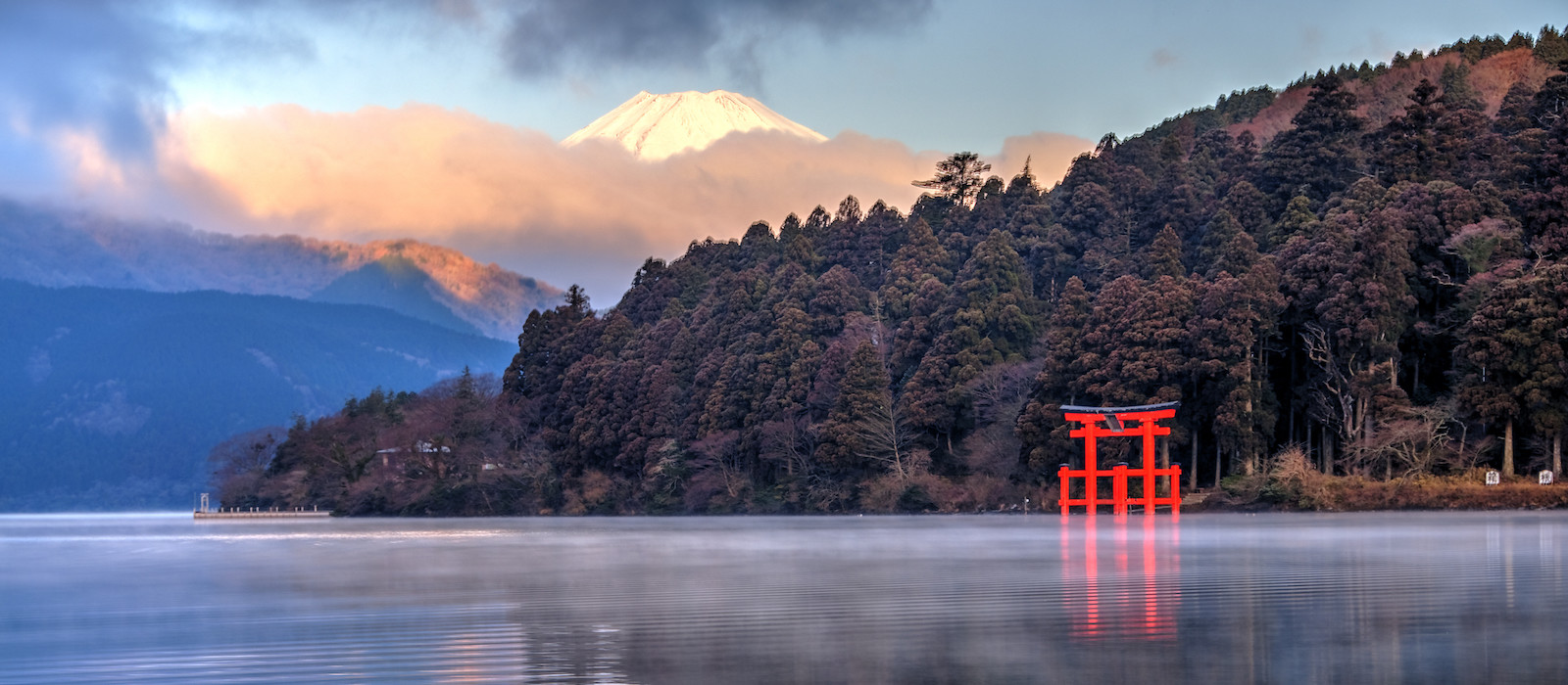 Luxury Japan – Traditions, Onsens and Mount Fuji Tour Trip 1