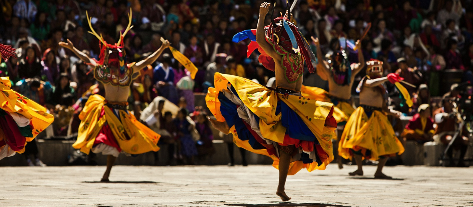 Luxury Bhutan and Thailand Paradise Islands Tour Trip 1