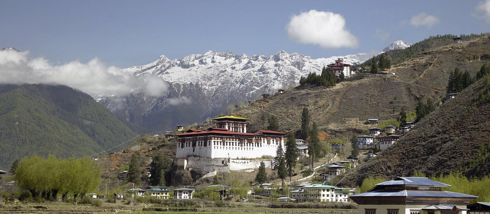 Amankora Exclusive: Luxurious Bhutan Tour Trip 1