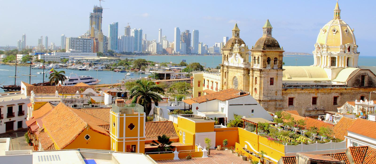 Colombian Getaway Tour Trip 1