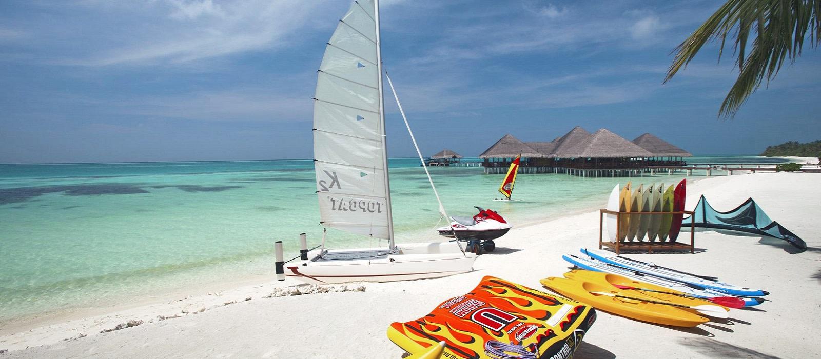 Maldives: Luxury Honeymoon Tour Trip 1