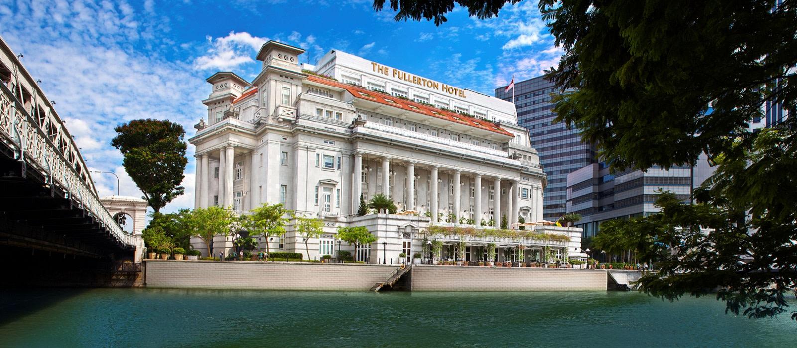 Hotel The Fullerton  Singapore Singapore
