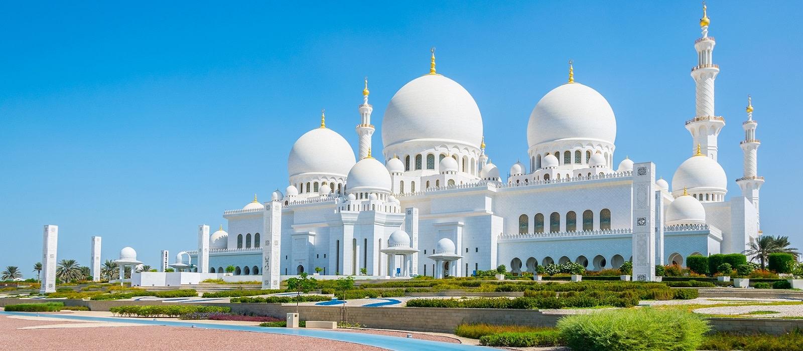 Cruises to Abu Dhabi, United Arab Emirates | Royal