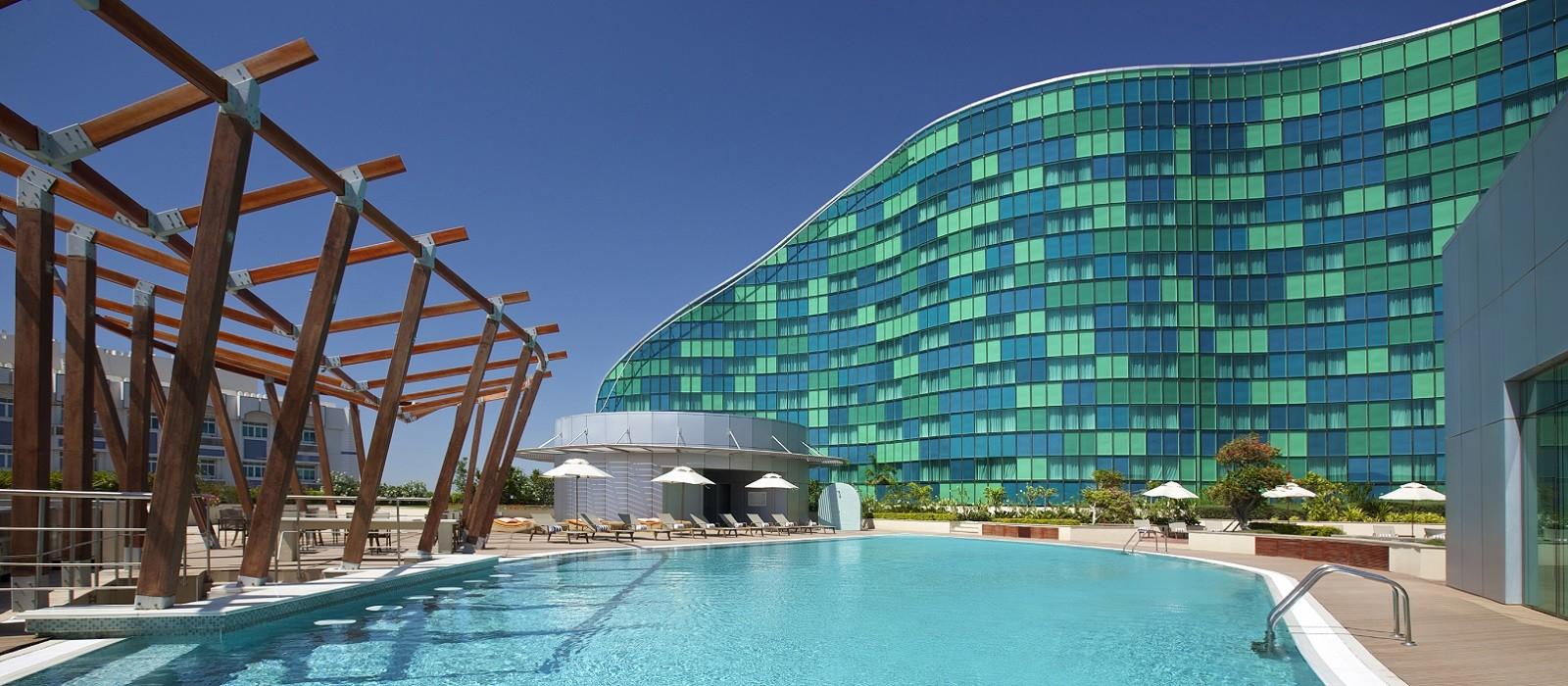 Hotel Hilton Capital Grand Abu Dhabi United Arab Emirates