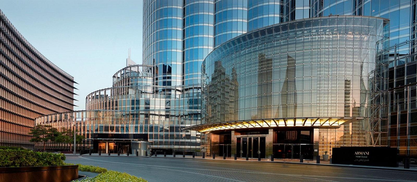 Hotel Armani  Dubai Vereinigte Arabische Emirate