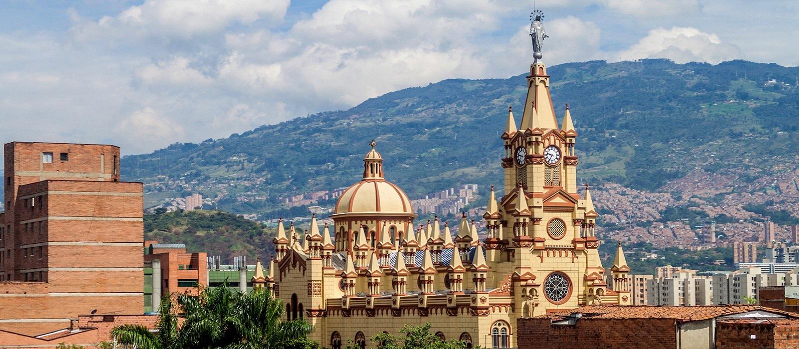 Kolumbiens Höhepunkte & Panamakanal Urlaub 1