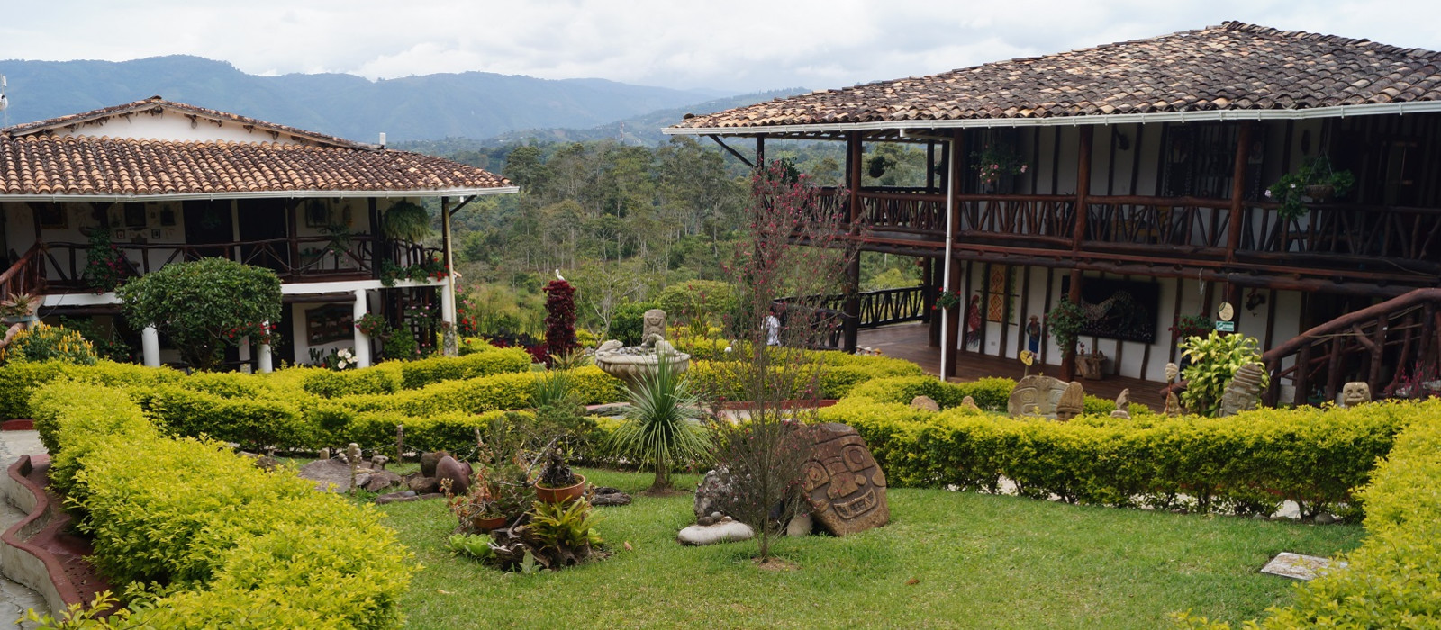 Hotel Akawanka Lodge Colombia