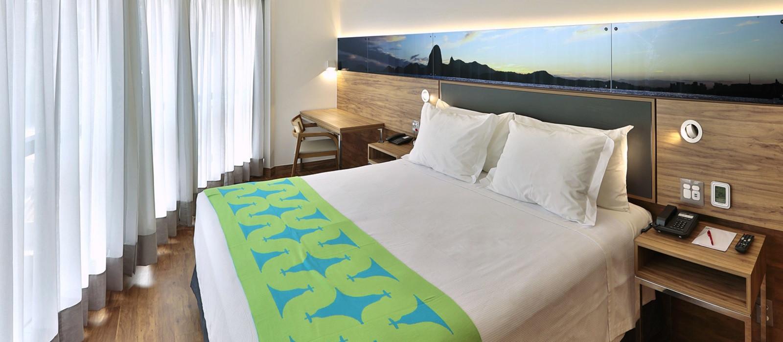 Hotel Arena Leme Brazil