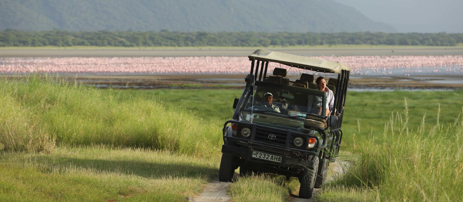 Tansania: Safari & Romantisches Sansibar Urlaub 1