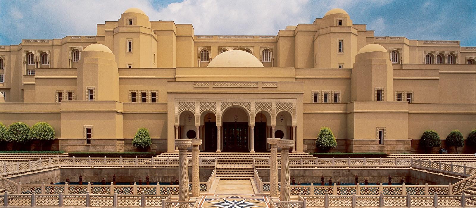 Tiger-Safari und Rajasthan: Exklusiver Luxus mit dem Oberoi Urlaub 1
