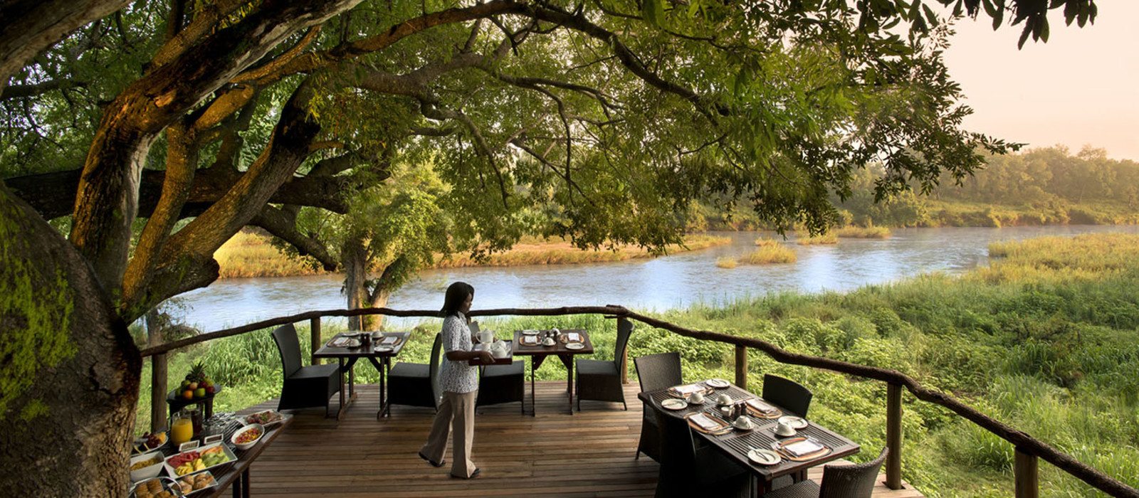 Hotel Lion Sands Narina Lodge South Africa