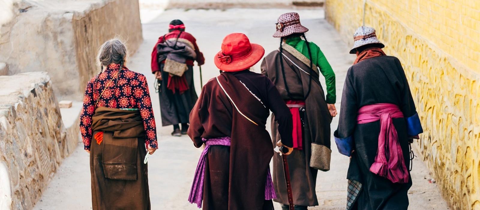 Große Nepal- und Tibetreise Urlaub 1
