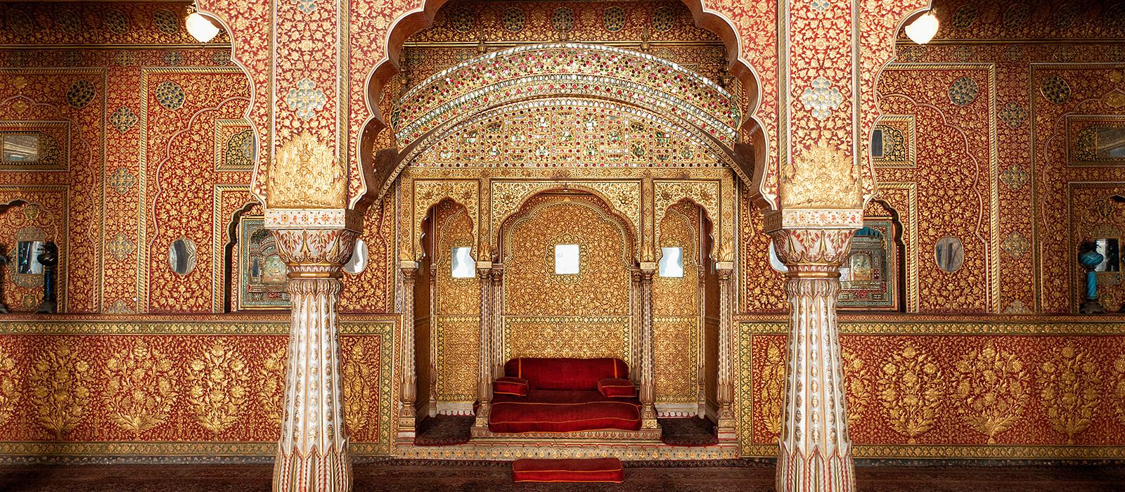 Die Geheimnisse Rajasthans Urlaub 1