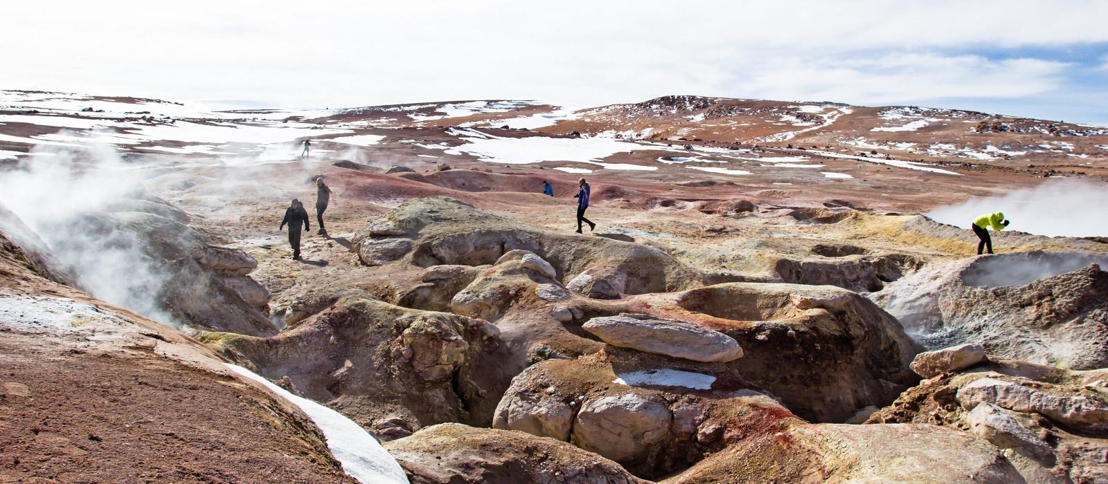 Einsame Wüsten, ewige Gletscher & geheimnisvolle Osterinsel – das Beste von Chile Urlaub 1