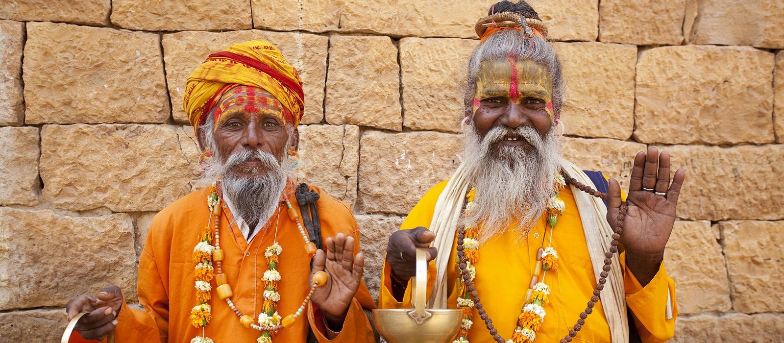 Indien: Reise durch Gujarat und Rajasthan Urlaub 1