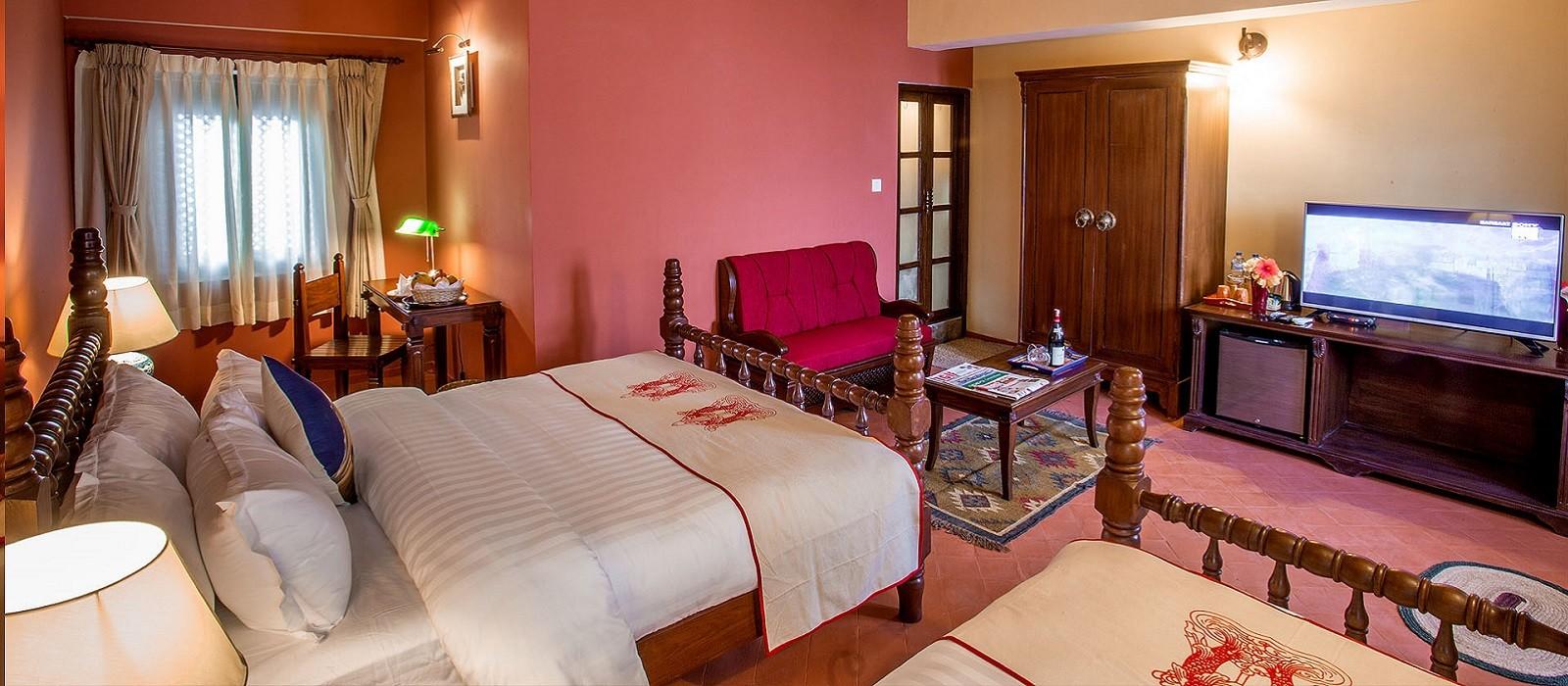 Hotel Baber Mahal Vilas Nepal