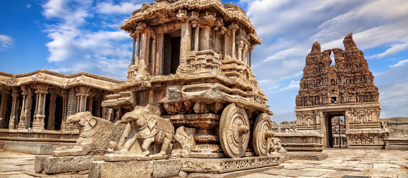 Südindien – Karnataka und Goa Urlaub 1