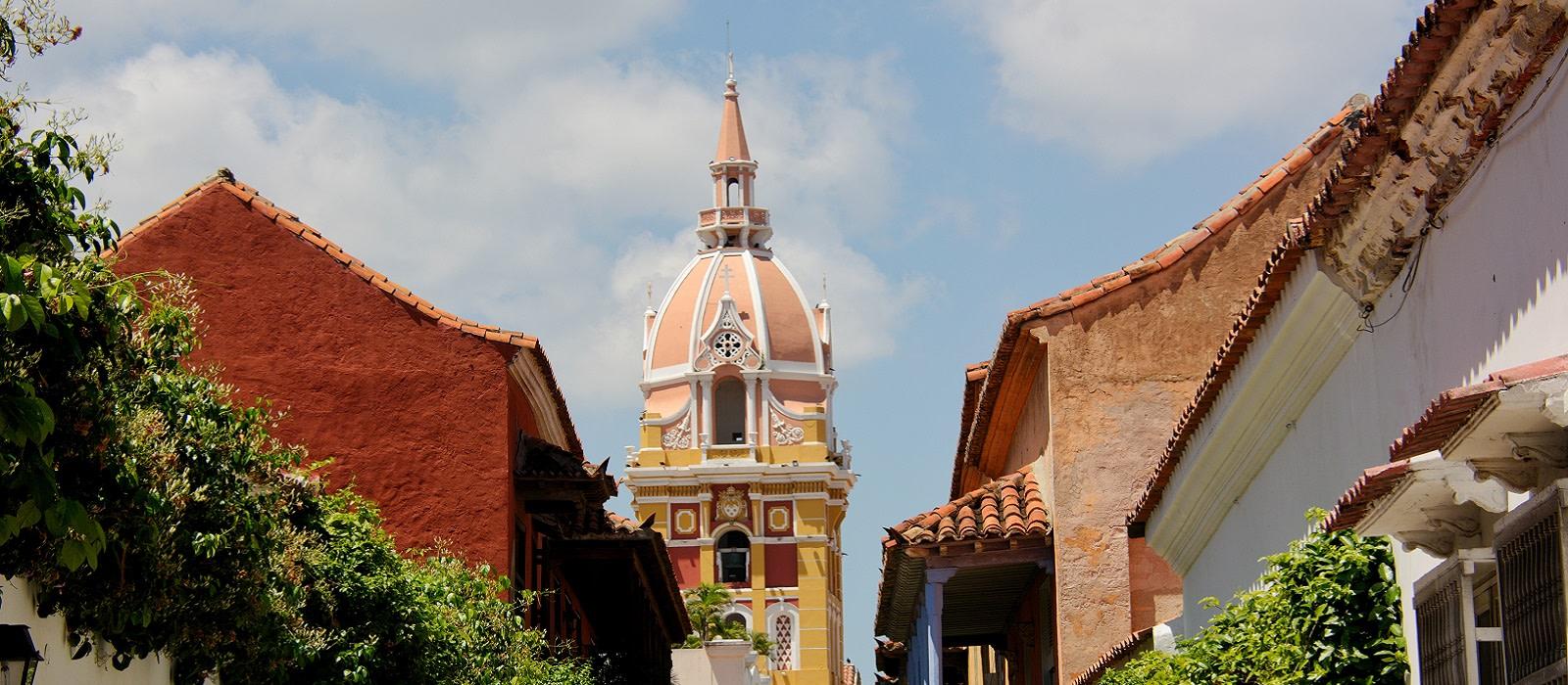 Kolumbien: Großstadtleben, Kaffee & Kolonialflair Urlaub 1