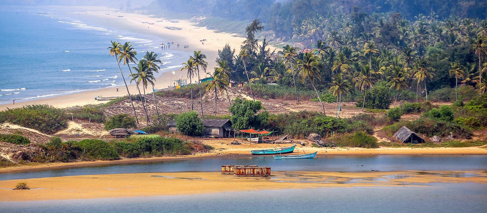 Südindien: Karnataka und Goa Urlaub 1