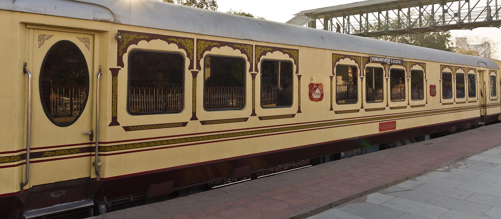 Hotel Palace on wheels Nordindien