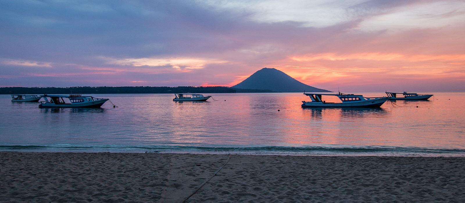 Reiseziel Bunaken National Park Indonesien