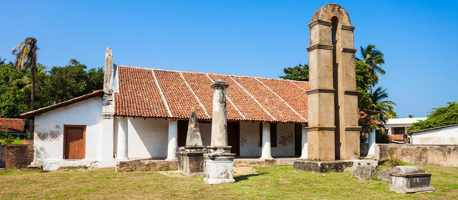 Reiseziel Kalpitiya Sri Lanka