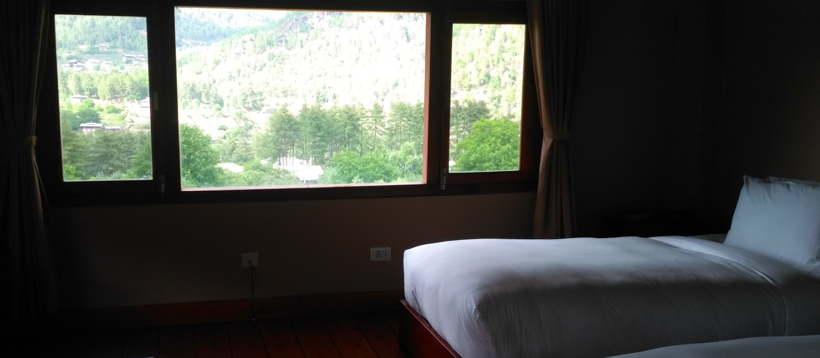 Hotel Taktsang Village Lodge Bhutan