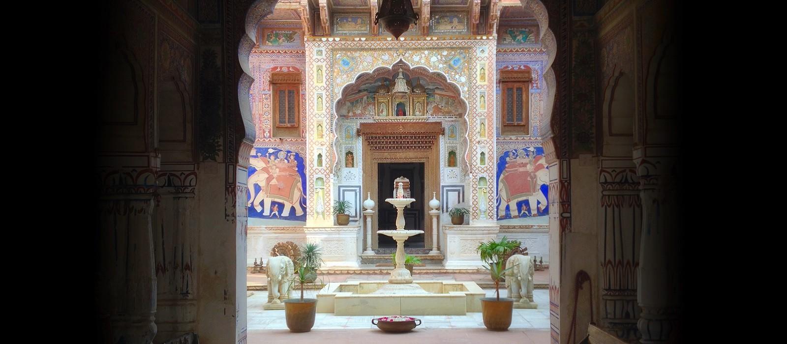 Hotel Le Prince Haveli Nordindien