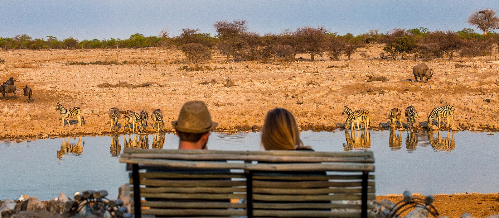Wings Over Namibia, Victoria Falls and Botswana Tour Trip 1
