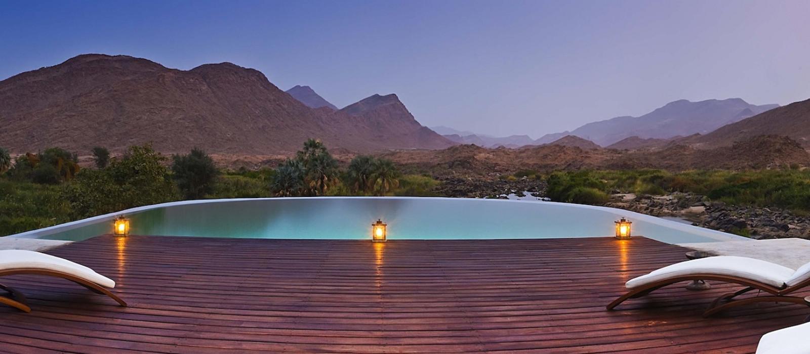 Namibia: The Luxury Explorer Tour Trip 1