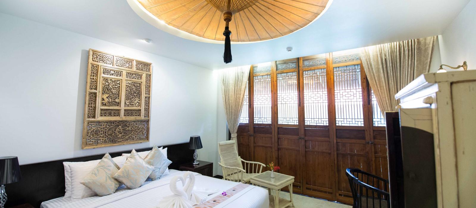 Hotel Tharaburi Resort Thailand