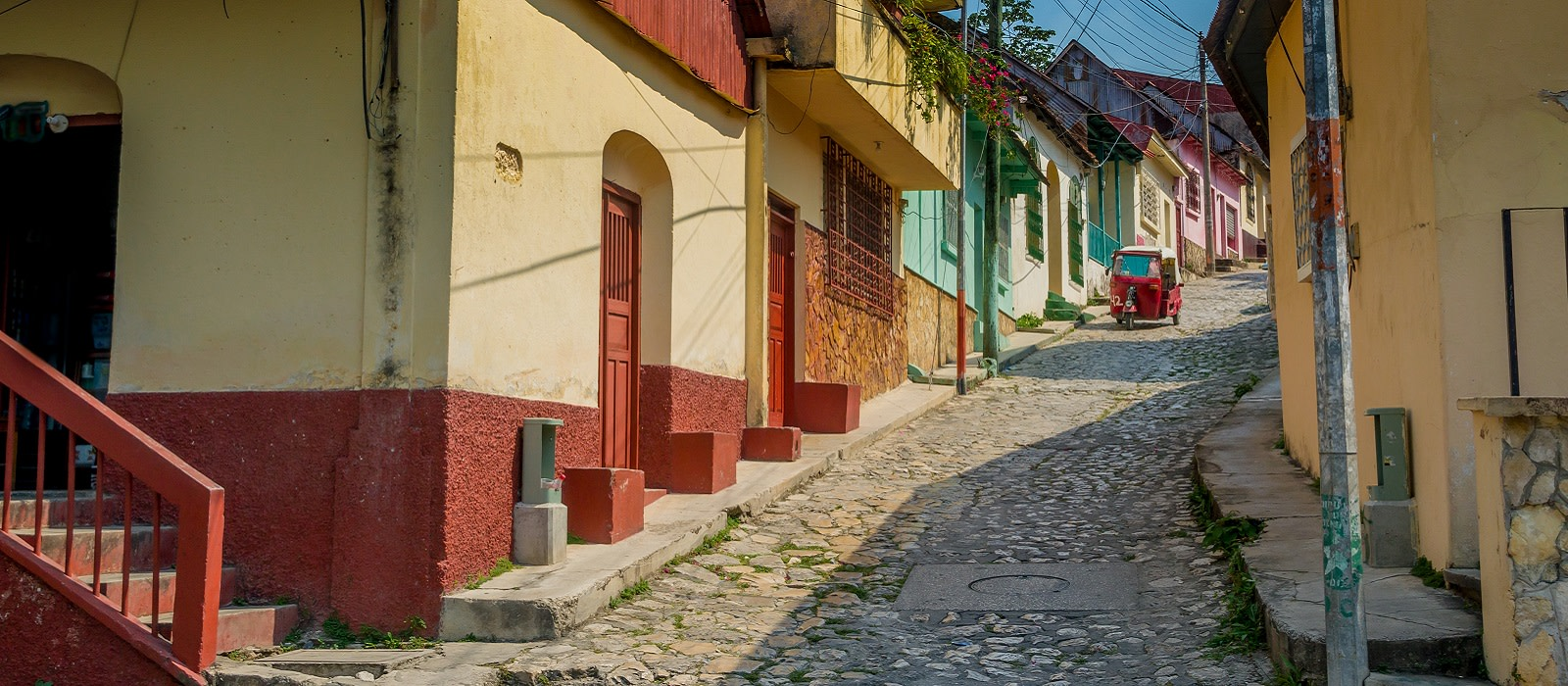Reiseziel Flores Guatemala