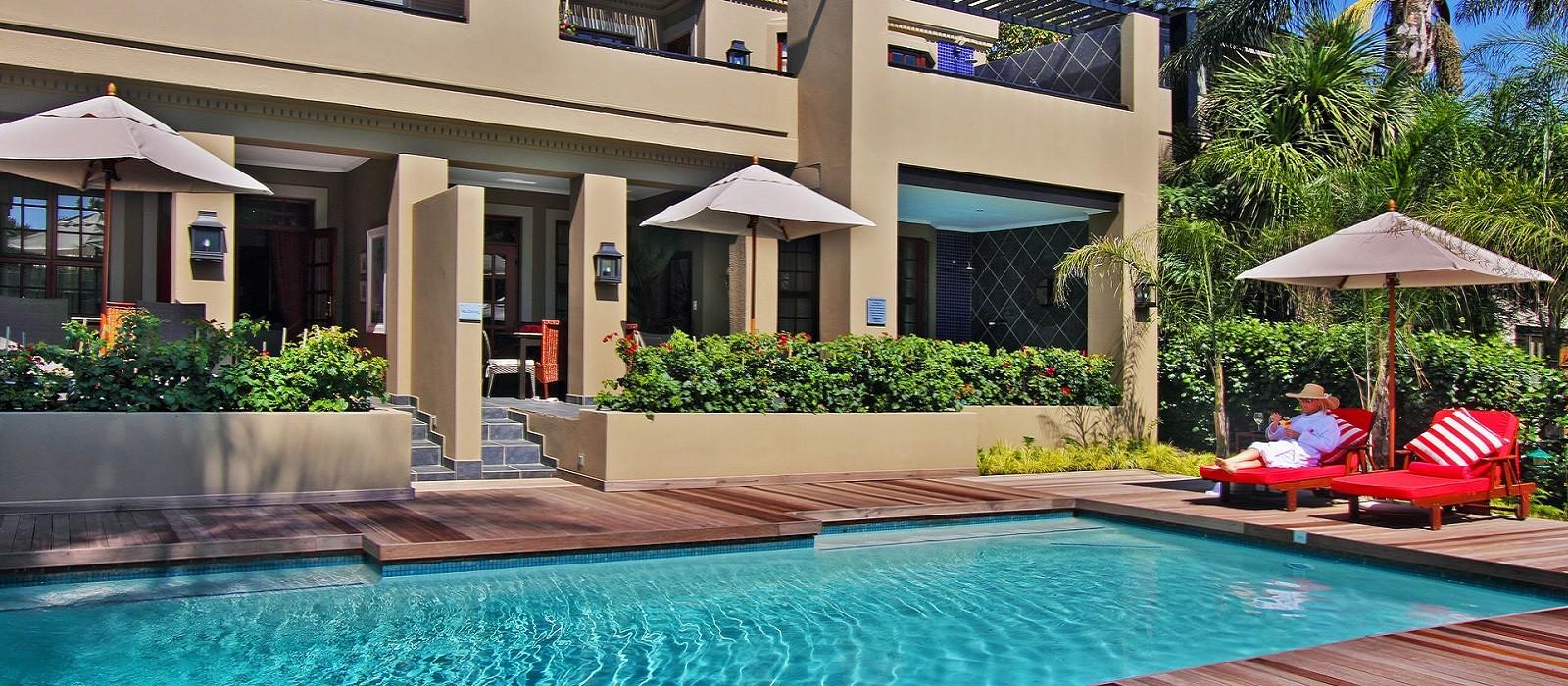 Hotel The Residence Boutique  Südafrika
