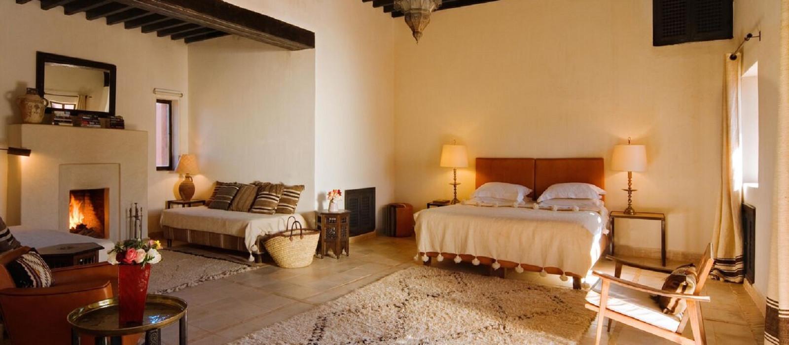 Hotel Kasbah Bab Ourika, Ourika valley Marokko