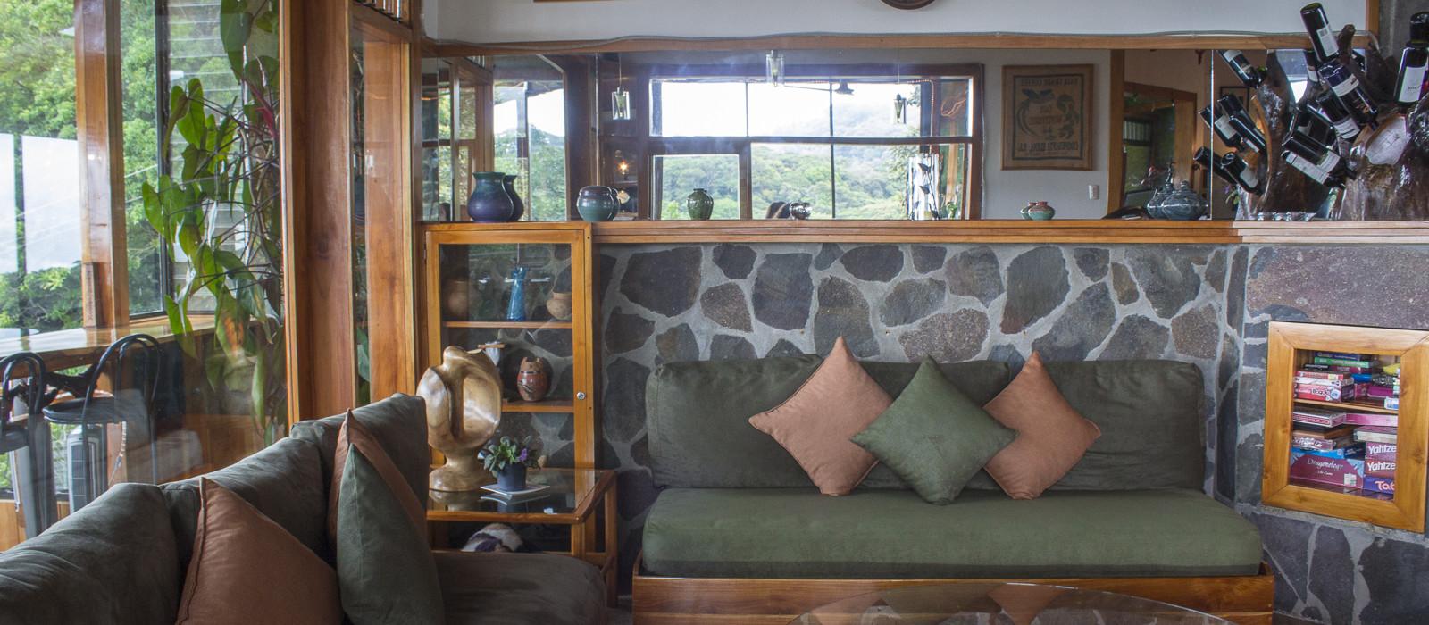 Hotel Hidden Canopy Treehouse Costa Rica