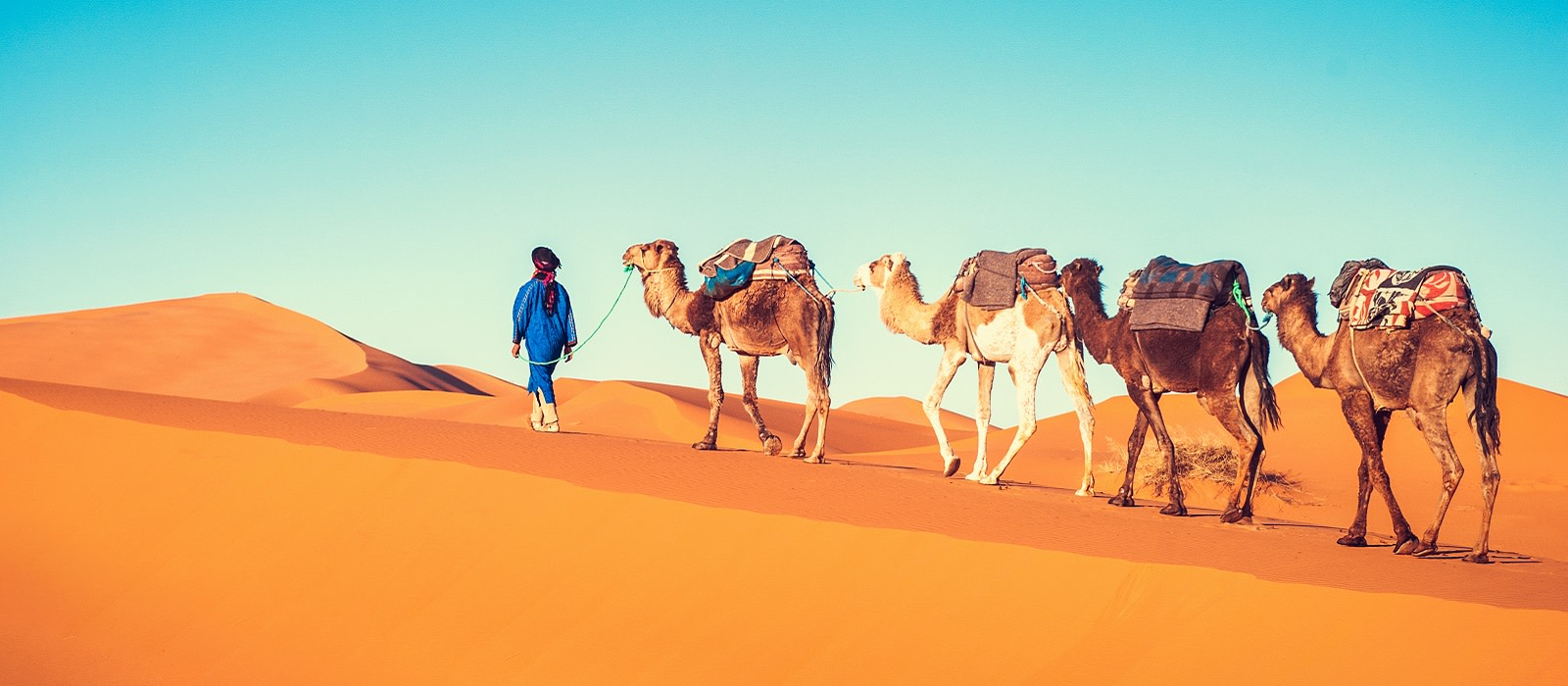 Morocco : Souks, Spices and the Sahara Tour Trip 1