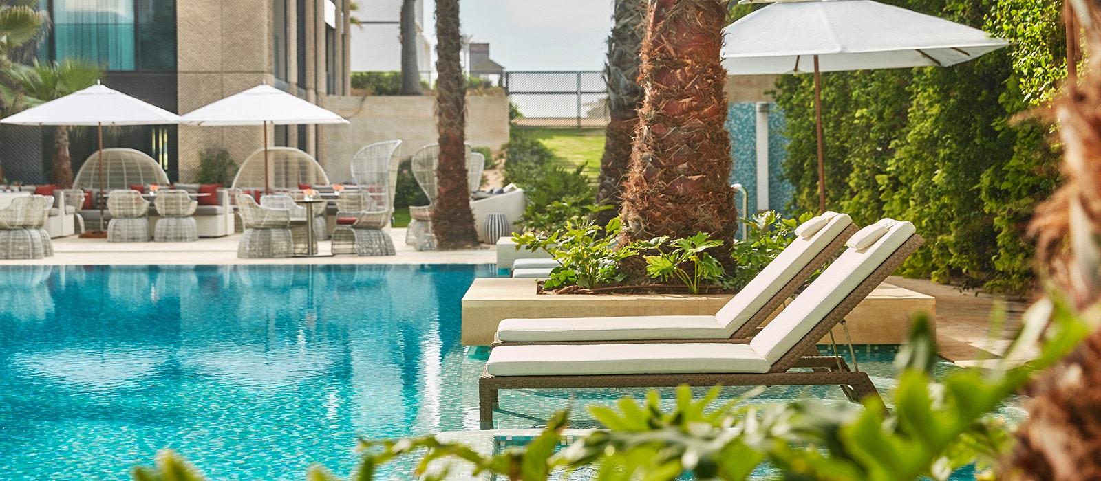 Hotel Four Seasons  Casablanca Morocco