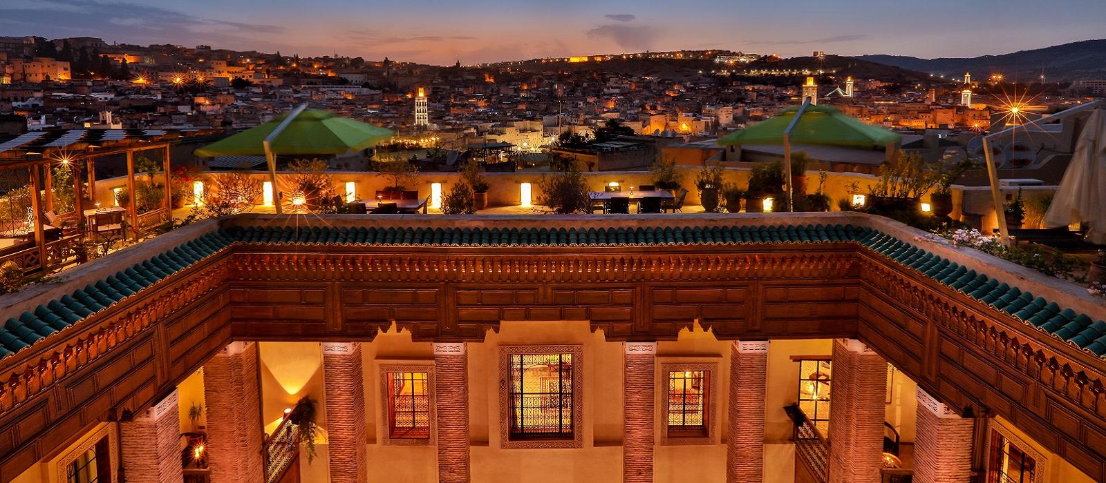 Hotel Karawan Riad Morocco