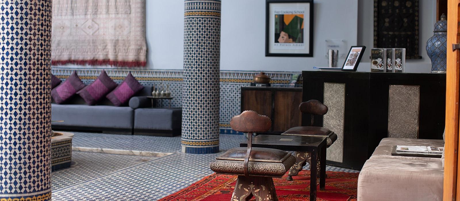 Hotel Palais Amani Morocco