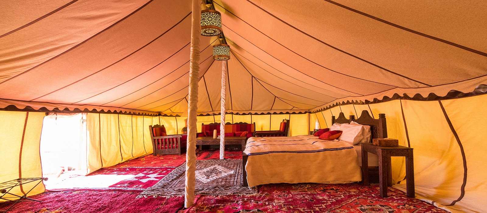 Hotel Desert Luxury Camp Morocco