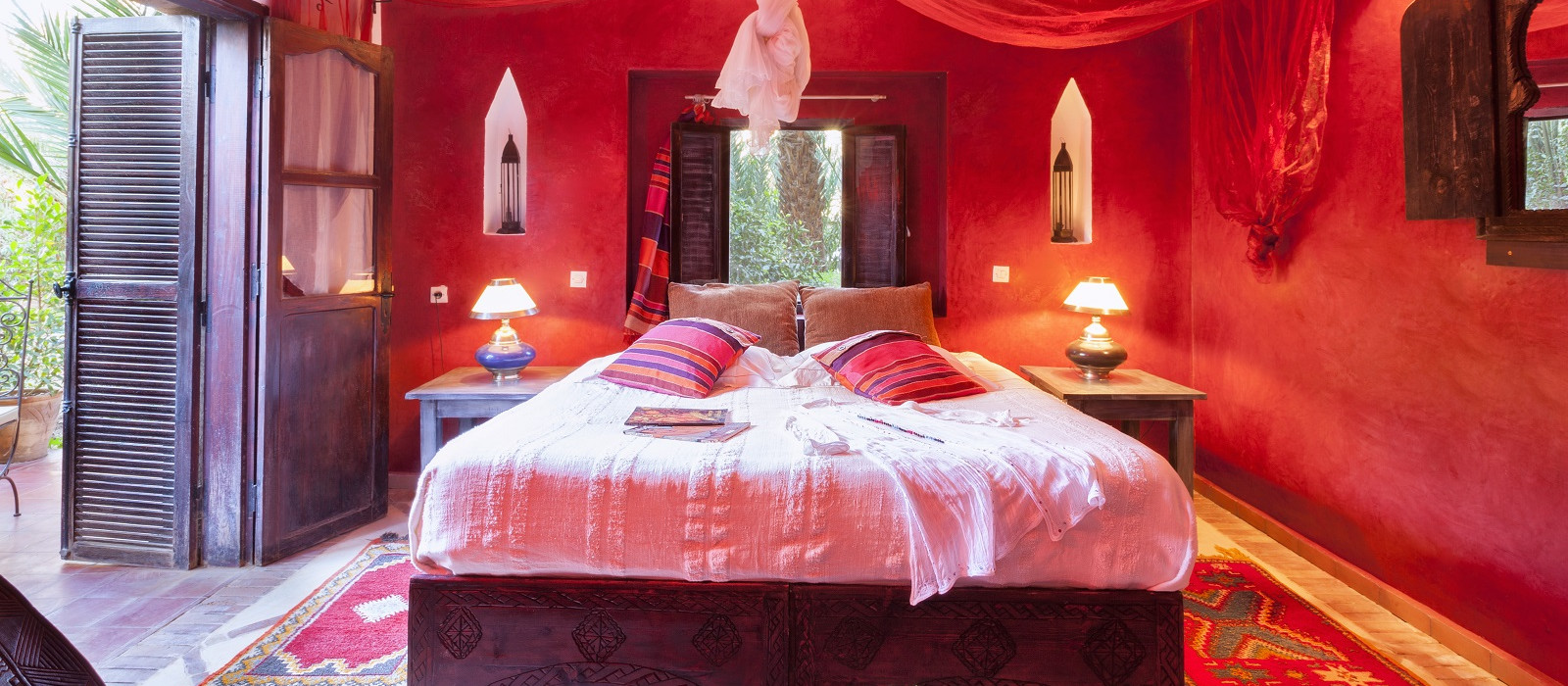Hotel Kasbah Azul Marokko