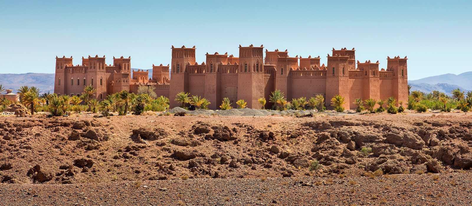 Morocco : Souks, Spices and the Sahara Tour Trip 1