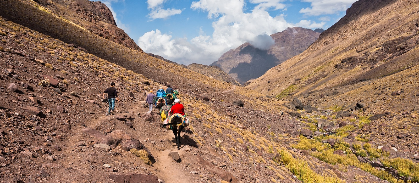 Morocco: Regal Cities and the High Atlas Tour Trip 1