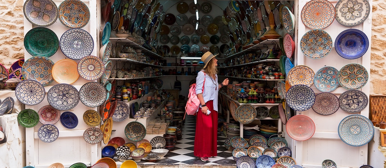 Morocco: Marrakech, Mountains and Coastal Gems Uncovered Tour Trip 1