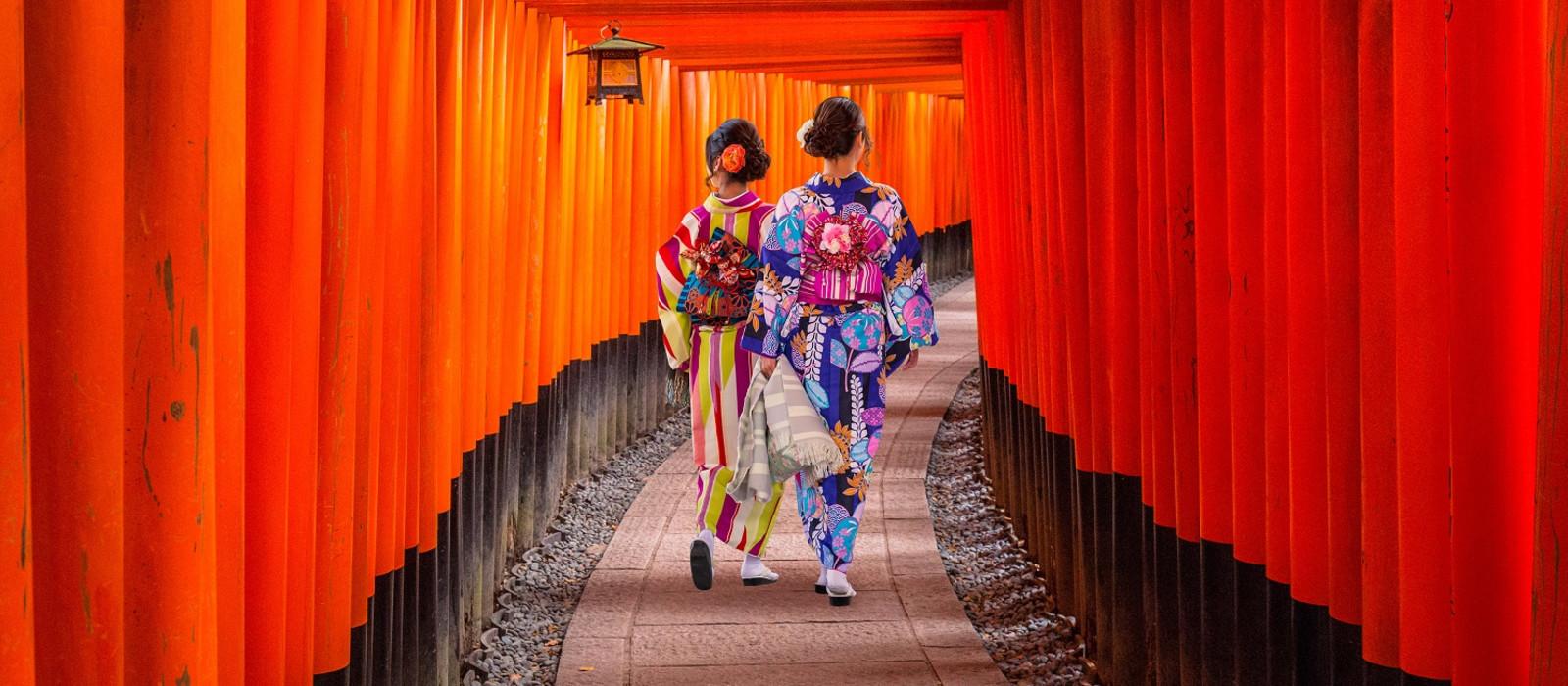 Highlights of Japan by JR Rail Tour Trip 1